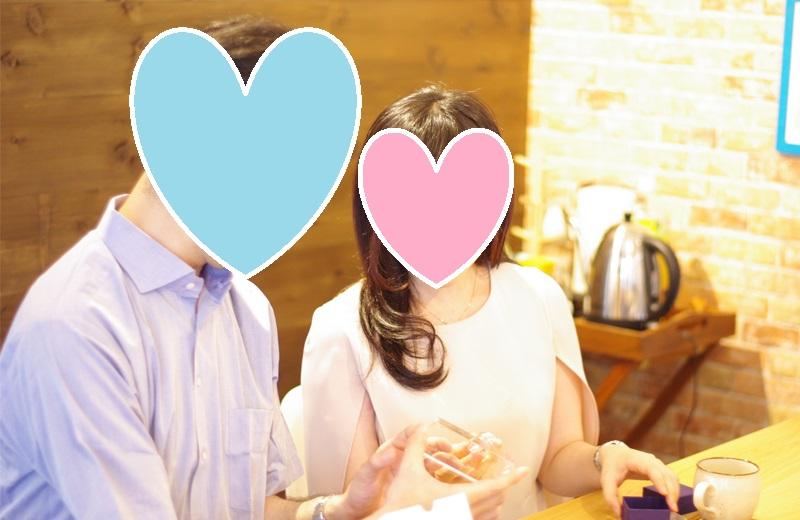 シーネット結婚相談所での成婚実績:女性会員さん:お相手は優しい長身イケメン歯医者さん