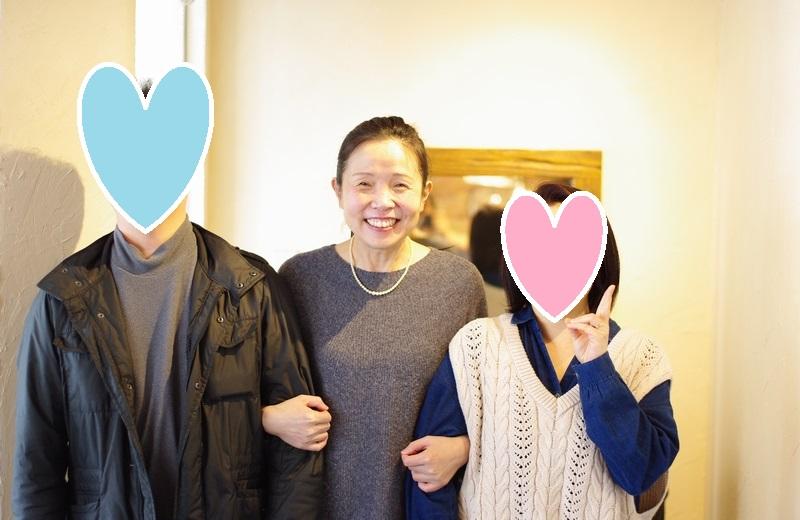 シーネット結婚相談所での成婚実績:女性会員さん:お相手は年下の笑顔が素敵な優しい男性