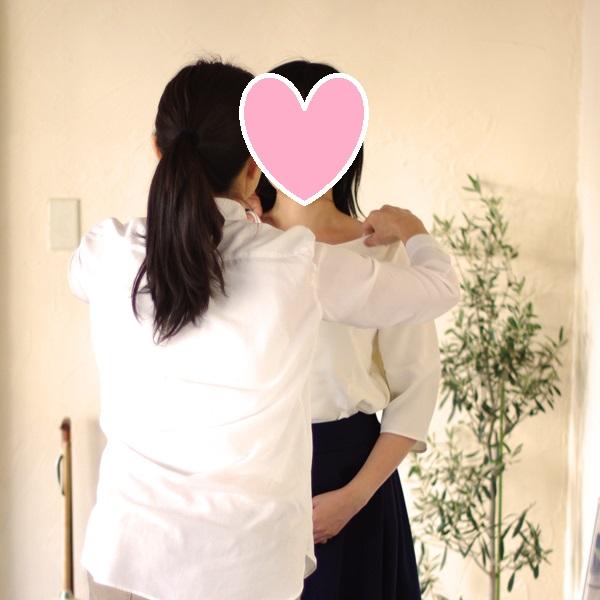 結婚相談所のサポートの例:お見合い写真撮影