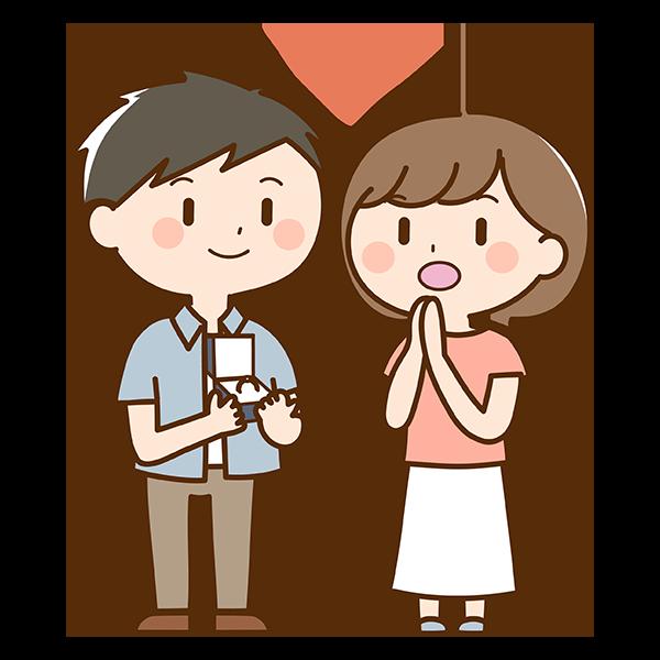 プロポーズまでをサポートする結婚相談所