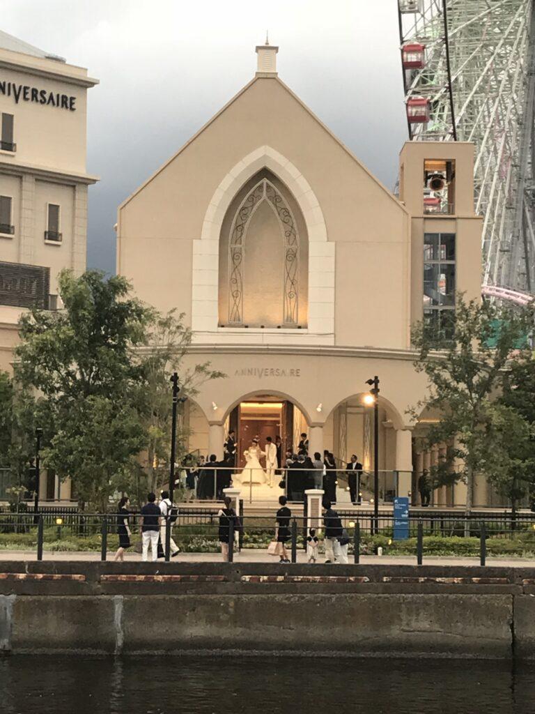 横浜みなとみらい結婚式