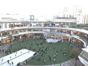 ラゾーナ川崎ルーファ広場